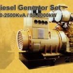 CUMMINS Diesel Genertor Set